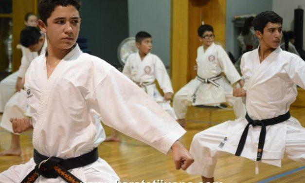 Sesión de Fotografía en Escuela de Karate en Tijuana