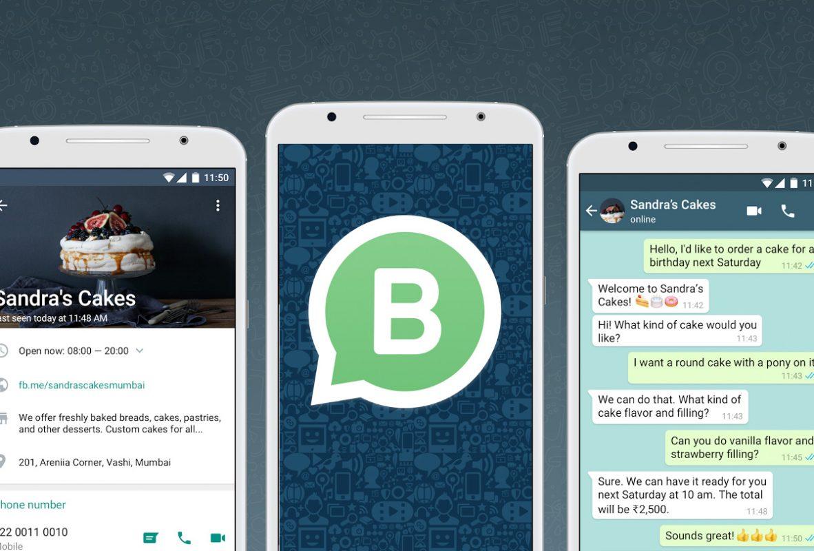 Aplicación WhatsApp Business en Mexico ya se encuentra disponible