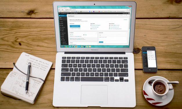 ¿Qué es el Front end y el Back end de WordPress?