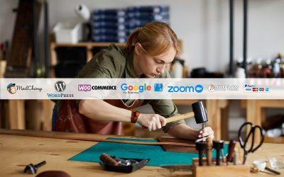 Webinar de como crear tu Tienda en línea con WordPress